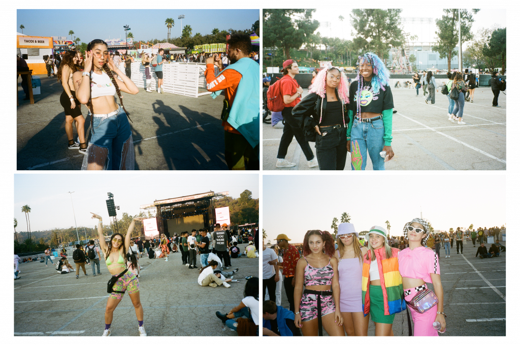 a4489a9e62bd At Camp Flog Gnaw festival it s Tyler