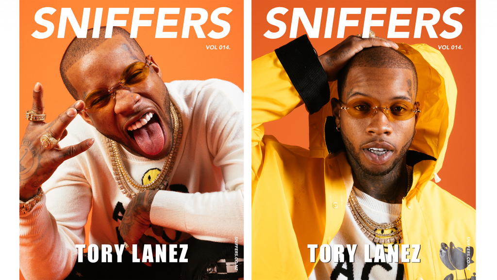 Tory Lanez: Leaving a Legacy (SNIFFERS Cover)