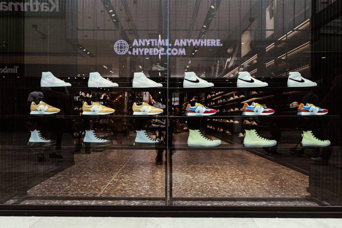 sylvia park shoe shops